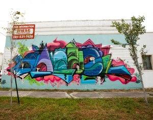 """""""Nacho"""" at Texas art asylum"""